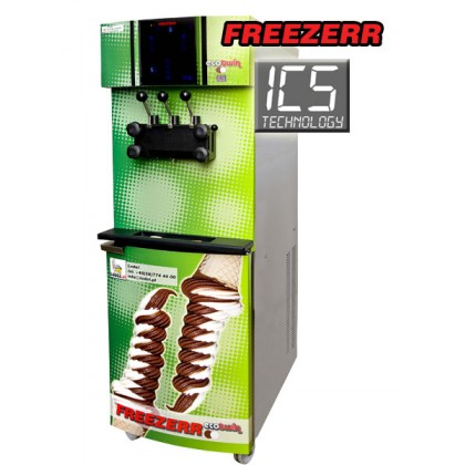 Lodel FREEZERR Twin Eco ICS - lody świderki