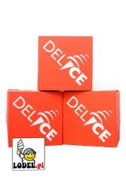 Lody Delice Premium świderki w proszku - truskawkowe (10kg)