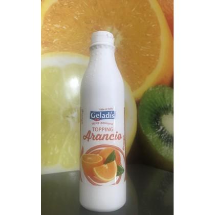 Sos Geladis o smaku pomarańczowym 1kg
