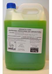 Syrop do granity i shake o smaku kiwi-exotic
