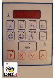 Panel sterowania shake z checkiem - maszyna Carpigiani/Coldelite