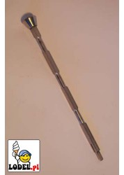 Element mocujący dźwignię wydawania lodów 23,5 cm  - maszyny Carpigiani