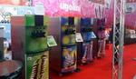 Expo Sweet 2014 - maszyny do lodów świderków