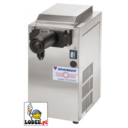 Wybitny Sanomat Euro-Favorit 1,5 l - automat do bitej śmietany - Lodel.pl TX94